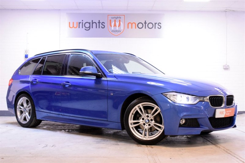 used BMW 320d M SPORT TOURING in Norfolk