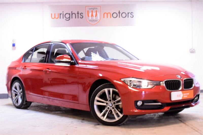 used BMW 320d XDRIVE SPORT MASSIVE SPEC !! in Norfolk