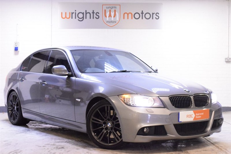 used BMW 335d M SPORT - Mega Spec Car - Not For The Faint Hearted!! in Norfolk