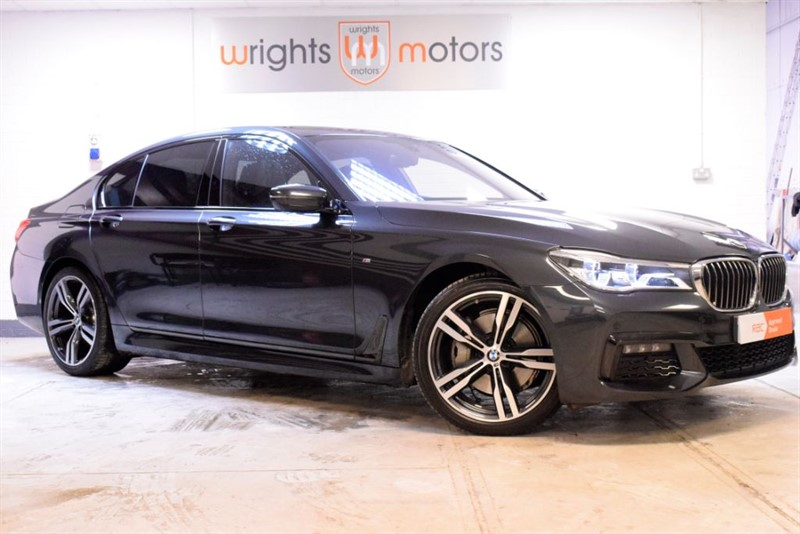 used BMW 730d XDRIVE M SPORT - MASSIVE SPEC CAR, PLEASE CALL FOR FULL DETAILS in Norfolk
