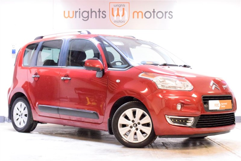 used Citroen C3 Picasso EXCLUSIVE HDI - VERY CLEAN CAR!! in Norfolk