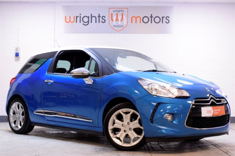 used Citroen DS3 E-HDI DSTYLE - BEST COLOUR!! in Norfolk