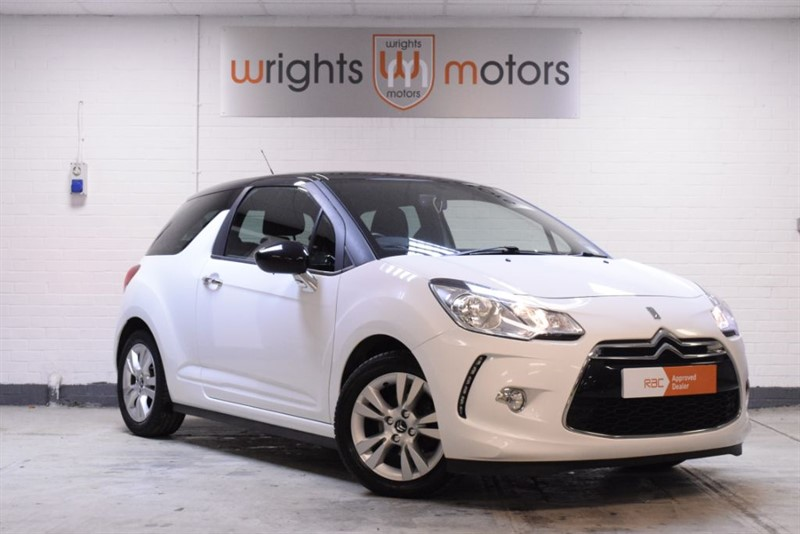 used Citroen DS3 E-HDI DSTYLE £0 TAX & LOW MILES !! in Norfolk