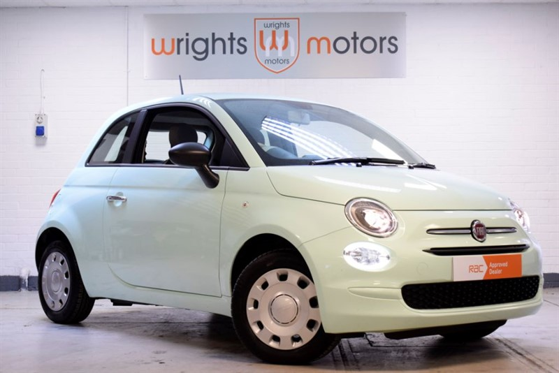 used Fiat 500 POP - FIND ANOTHER WITH ONLY 4500 MILES!! in Norfolk