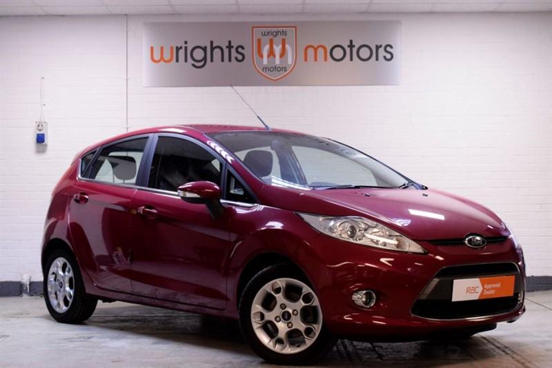 used Ford Fiesta ZETEC TDCI ULTRA LOW MILES!!  in Norfolk