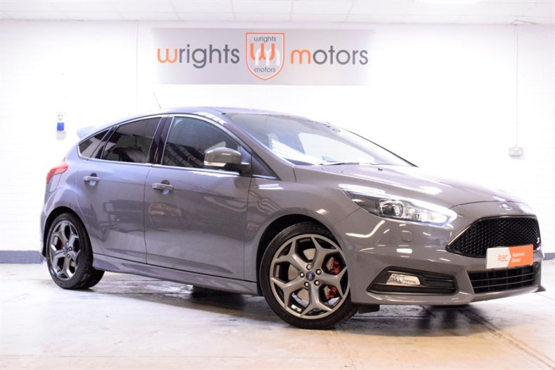 used Ford Focus ST-3 in Norfolk