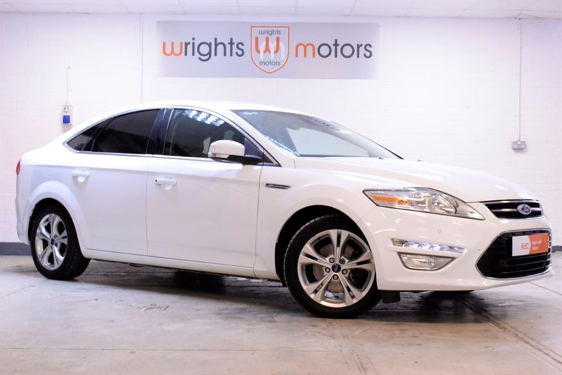 used Ford Mondeo TITANIUM X BUSINESS EDITION TDCI in Norfolk