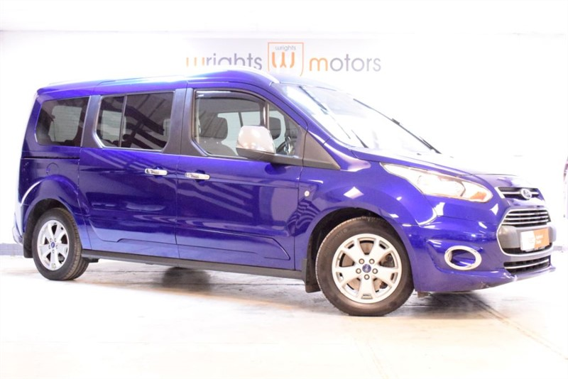 used Ford Tourneo Connect GRAND TITANIUM TDCI in Norfolk