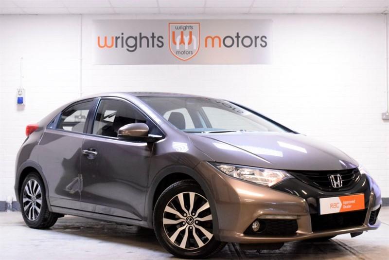 used Honda Civic I-DTEC ES - STUNNING CAR, SUPERB VALUE AGAINST RRP in Norfolk