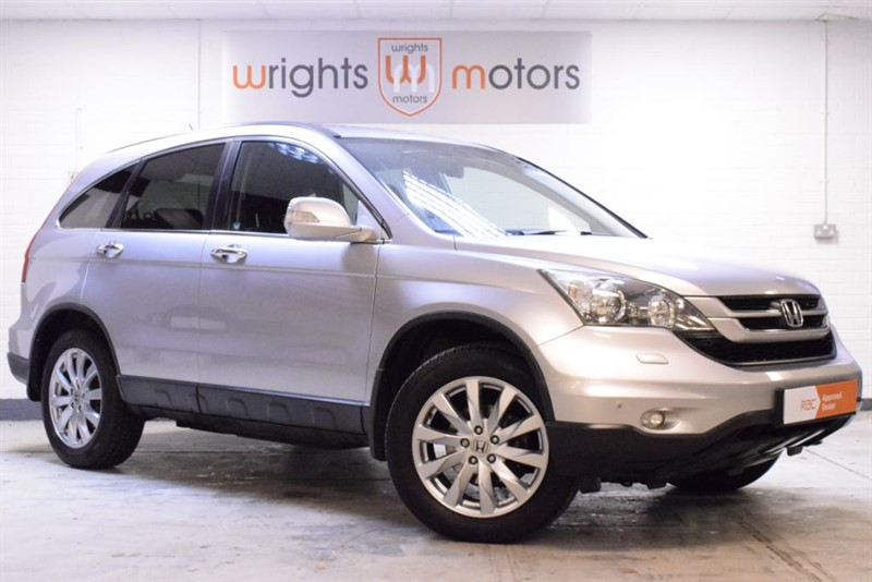 used Honda CR-V I-VTEC ES in Norfolk