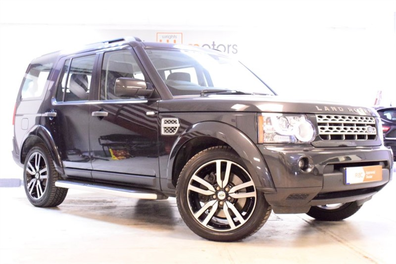 used Land Rover Discovery SDV6 HSE LUXURY in Norfolk