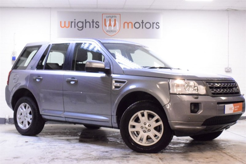 used Land Rover Freelander TD4 XS in Norfolk