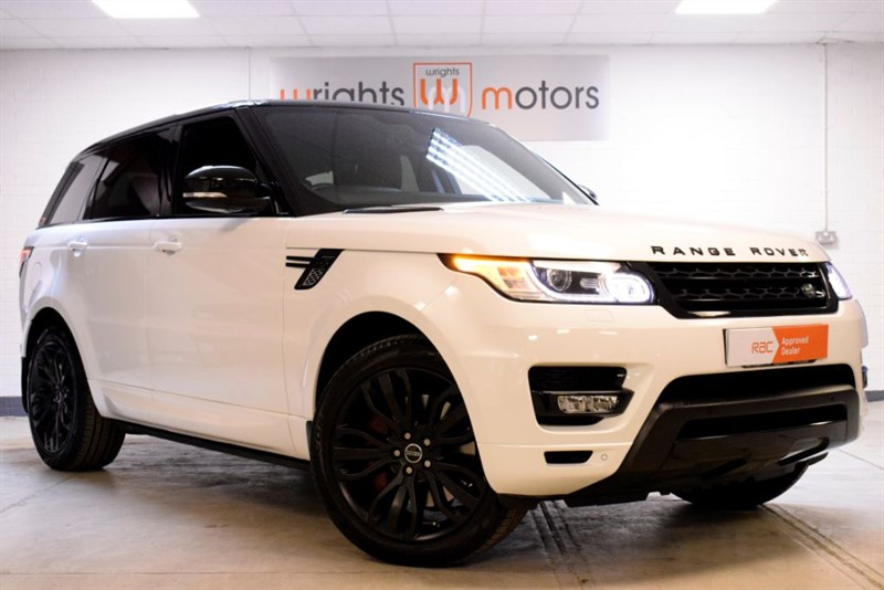 used Land Rover Range Rover Sport SDV6 HSE DYNAMIC MASSIVE SPEC!! in Norfolk