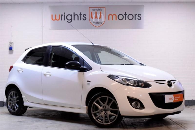 used Mazda  2 SPORT COLOUR EDITION SAT NAV & LOW MILEAGE !! in Norfolk