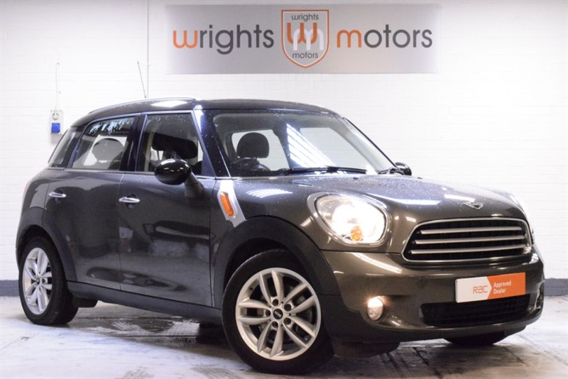 used MINI Countryman COOPER D in Norfolk