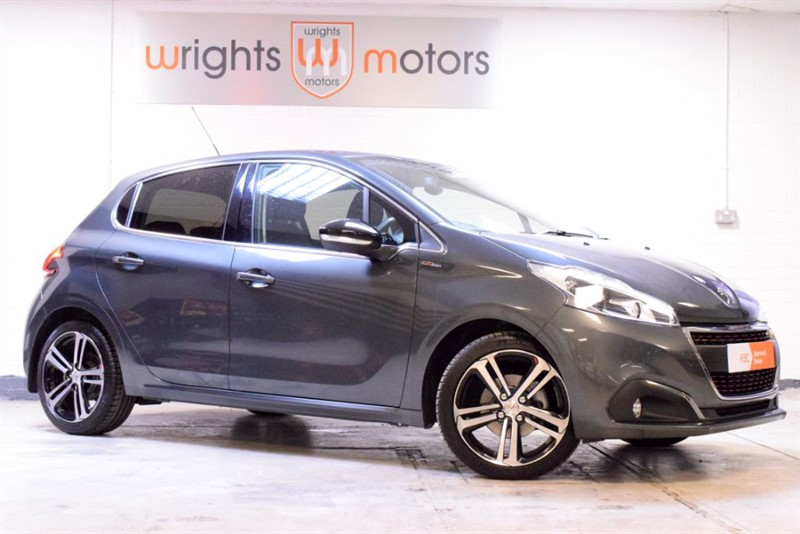 used Peugeot 208 S/S GT LINE LOW MILEAGE & ONE OWNER !! in Norfolk