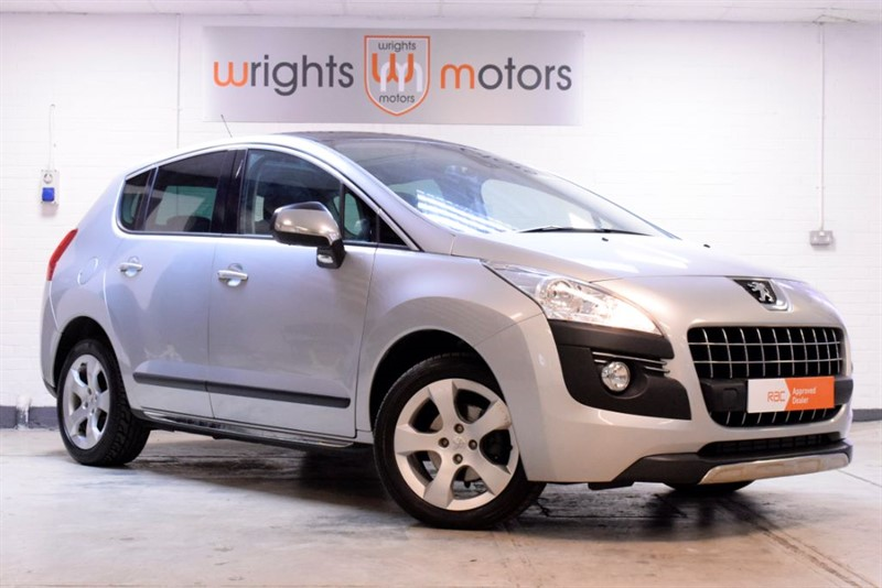 used Peugeot 3008 EXCLUSIVE E-HDI FAP in Norfolk