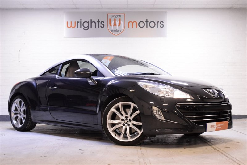 used Peugeot RCZ THP GT 200 BHP & FULL LEATHER!! in Norfolk