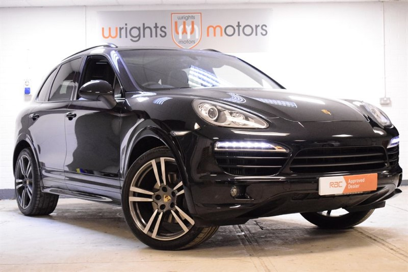 used Porsche Cayenne D V6 TIPTRONIC S  MASSIVE SPEC!! in Norfolk