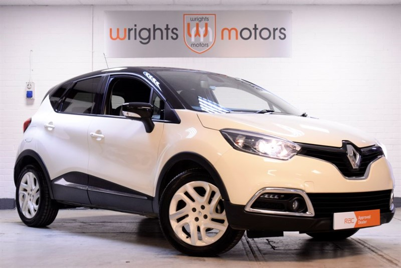 used Renault Captur  1.5 dCi Dynamique S SAT NAV !! in Norfolk