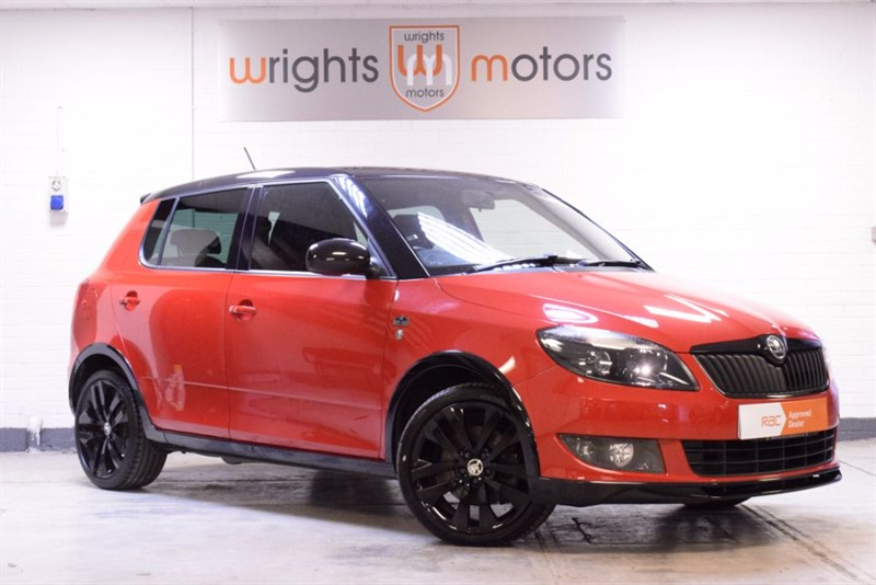 used Skoda Fabia MONTE CARLO TDI CR in Norfolk