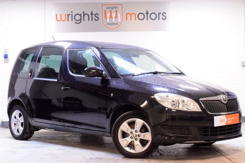 used Skoda Roomster SE TSI DSG LOW MILAGE AUTOMATIC !! in Norfolk