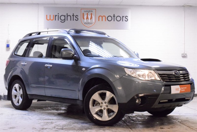 used Subaru Forester D XS NAVPLUS in Norfolk