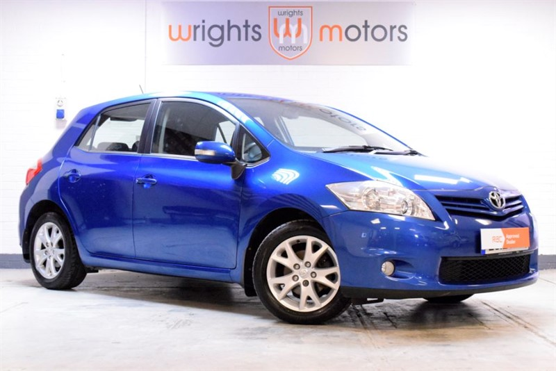 used Toyota Auris TR VALVEMATIC MM in Norfolk