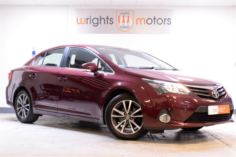 used Toyota Avensis TR D-4D in Norfolk