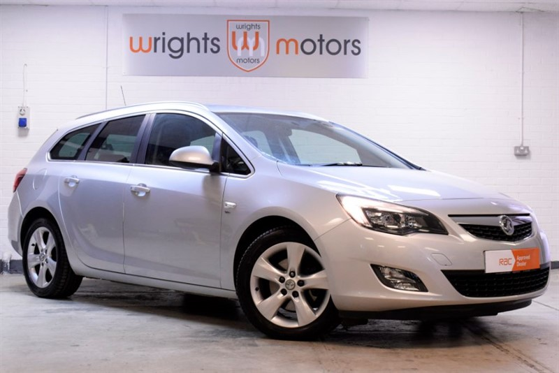 used Vauxhall Astra SRI CDTI in Norfolk