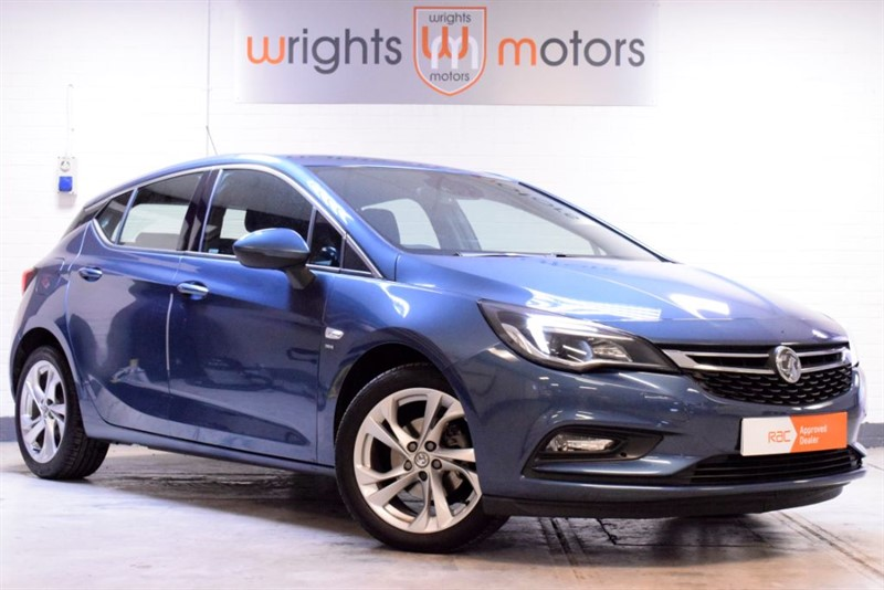 used Vauxhall Astra SRI in Norfolk