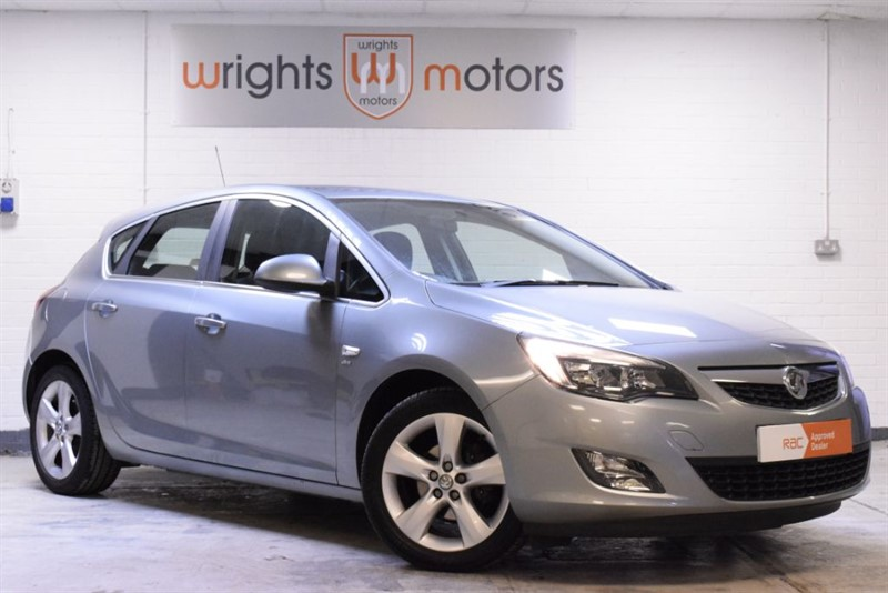used Vauxhall Astra SRI LOW MILES & CLEAN CAR !! in Norfolk