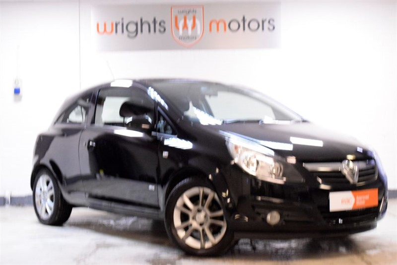 used Vauxhall Corsa SXI A/C 16V in Norfolk