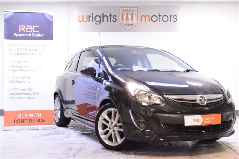 used Vauxhall Corsa SRI -  VXR STYLING PACK &LOW MILES  in Norfolk