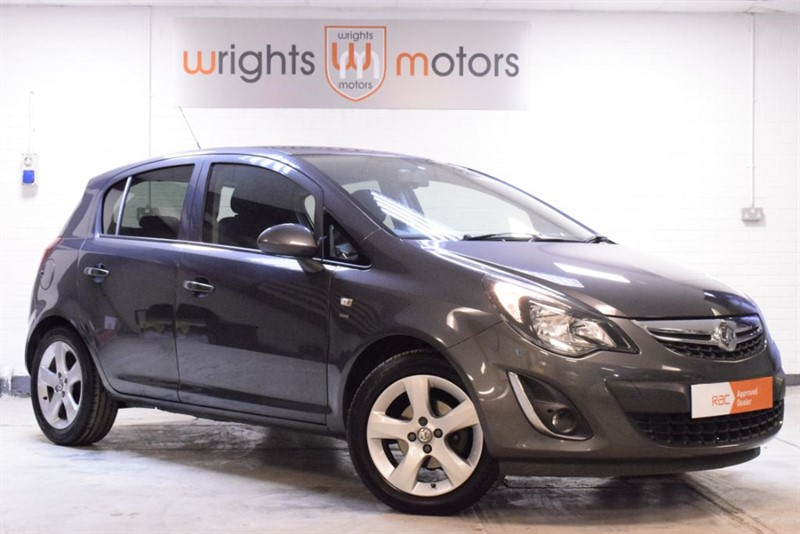 used Vauxhall Corsa SXI AC LOW MILES !! in Norfolk