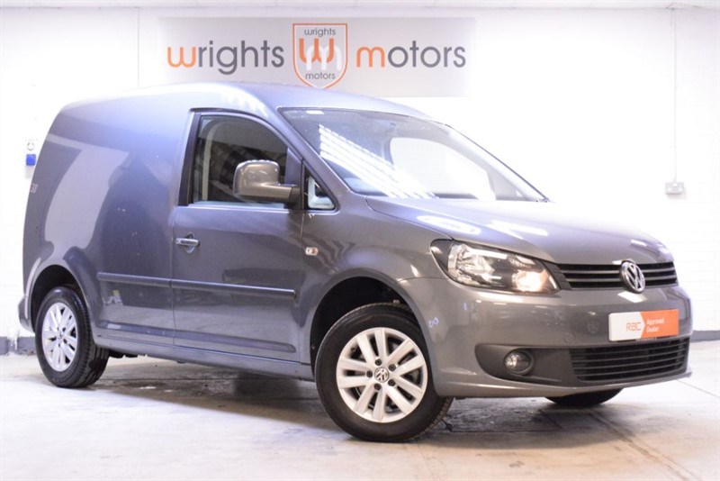 used VW Caddy C20 TDI HIGHLINE in Norfolk