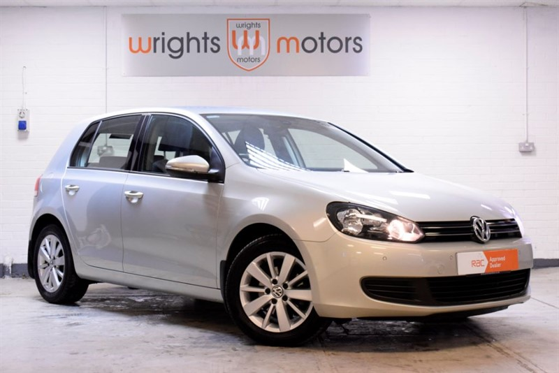 used VW Golf MATCH TDI BEST COLOUR UNITED GREY !! in Norfolk