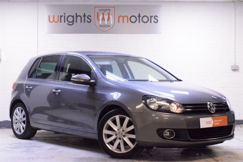 used VW Golf GT TDI RARE MODEL AND LOW MILEAGE in Norfolk