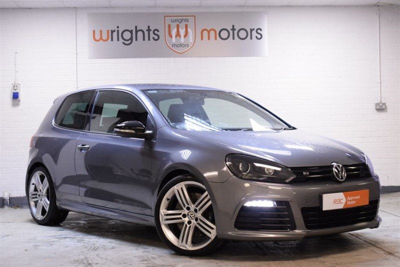 used VW Golf R DSG FULL LEATHER BIG SPEC !! in Norfolk
