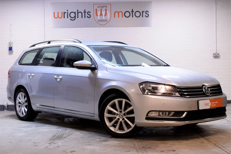 used VW Passat EXECUTIVE TDI BLUEMOTION TECHNOLOGY in Norfolk