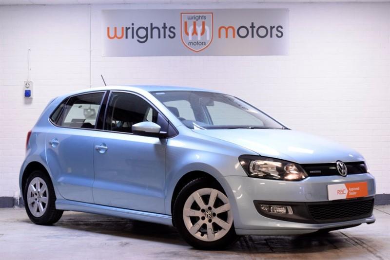 used VW Polo BLUEMOTION TDI LOW MILEAGE & ZERO RFL!! in Norfolk