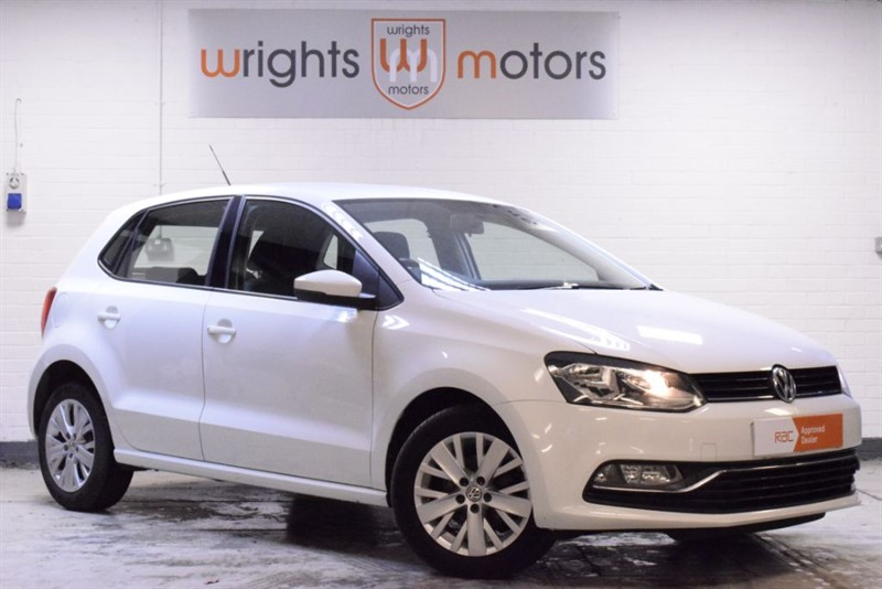 used VW Polo SE TDI BLUEMOTION in Norfolk