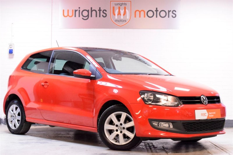 used VW Polo MATCH in Norfolk