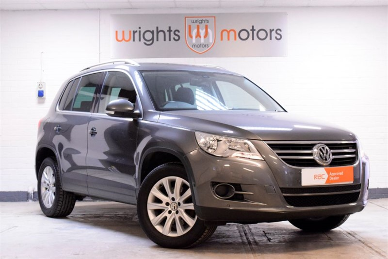 used VW Tiguan MATCH TDI 4MOTION DSG ONE OWNER !! in Norfolk