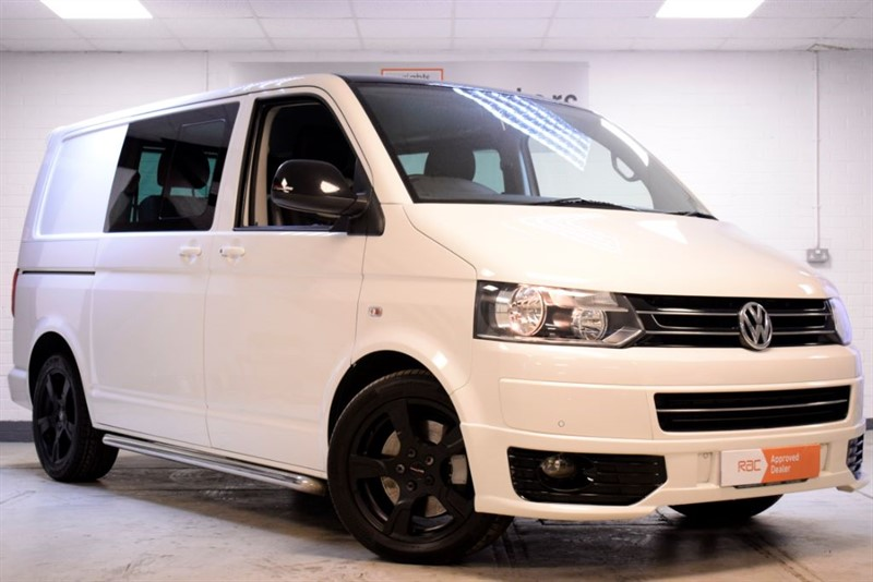 used VW Transporter T32 TDI SPORTLINE KOMBI MUST BE SEEN !! in Norfolk