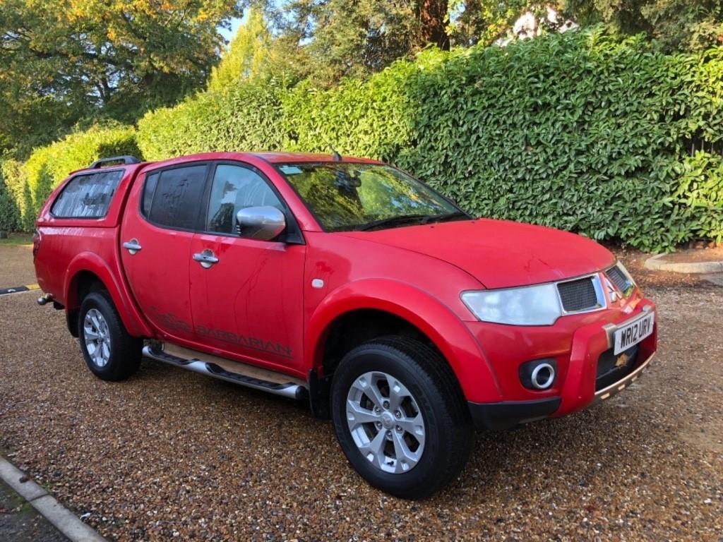 Used Mitsubishi L200 For Sale | Camberley, Surrey