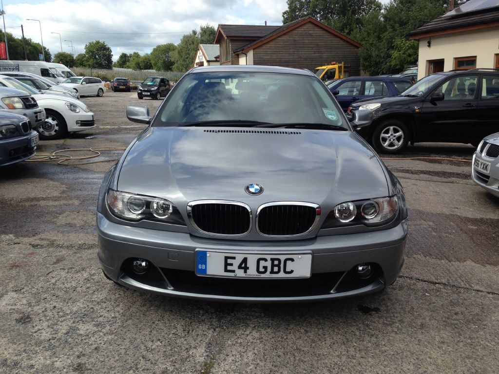 bmw 3 series 320 cd se diesel coupe 2005 only 1 owner for sale in accrington blackburn. Black Bedroom Furniture Sets. Home Design Ideas