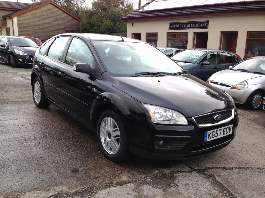 2007 Ford Focus 20 Tdci Wagon Related Infomationspecifications 2002 Se Liter Dohc 16valve Zetec 4 Cylinder Ghia Diesel 57 Reg 2995