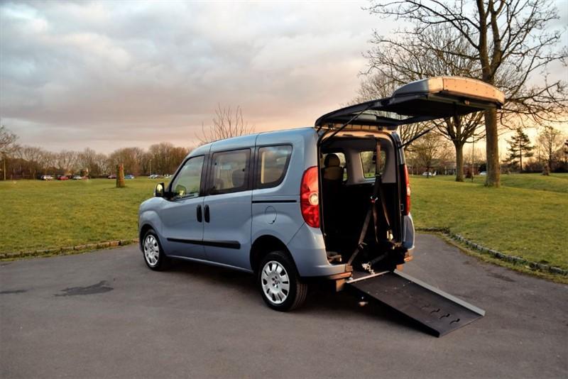 used Fiat Doblo MULTIJET MYLIFE DUALOGIC in in-oxfordshire