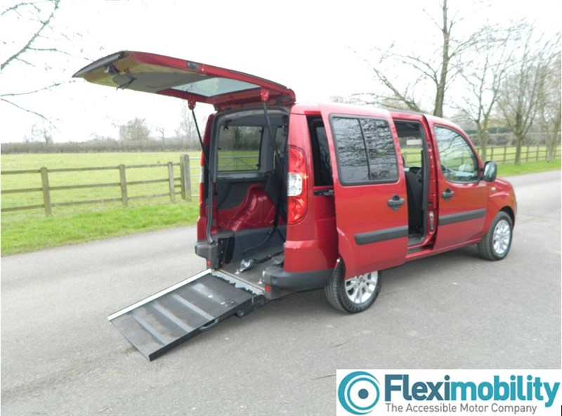 used Fiat Doblo 8V DYNAMIC H/R in in-oxfordshire